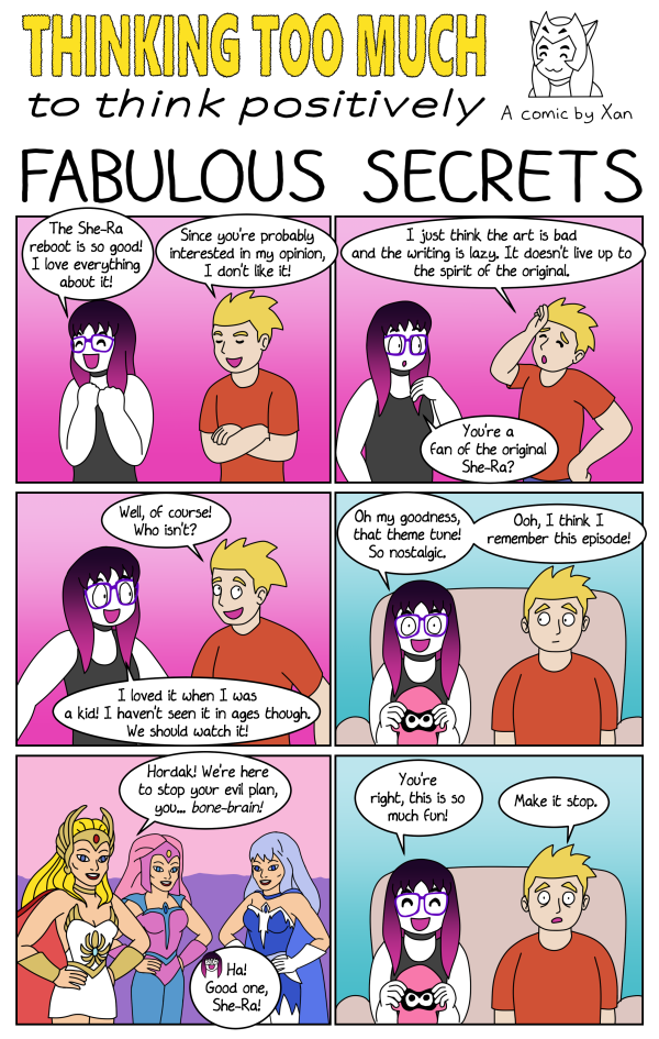 Fabulous Secrets