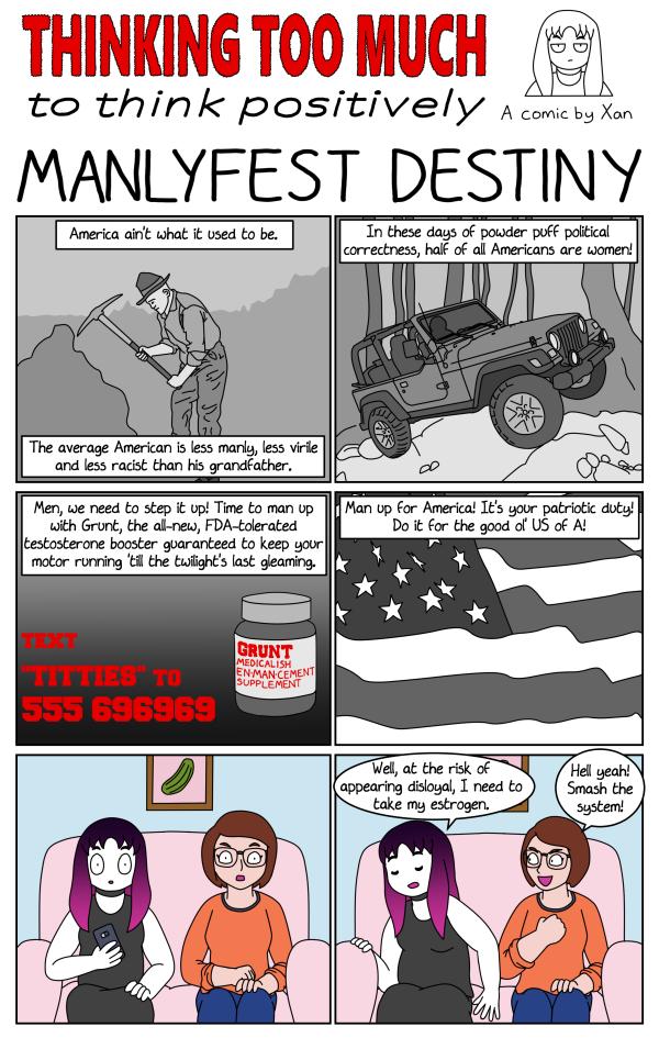 manlyfest destiny