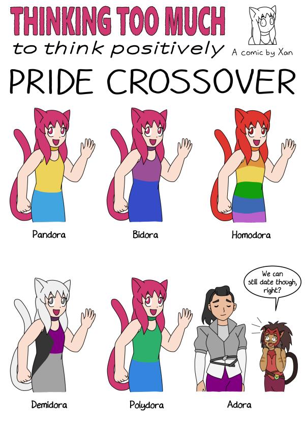 Pride Crossover