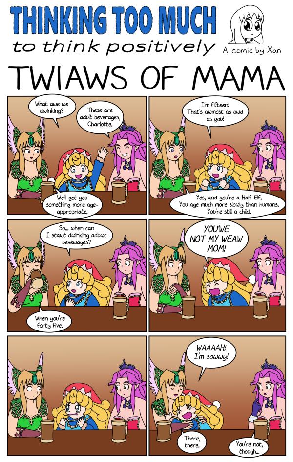 Twiaws of Mama